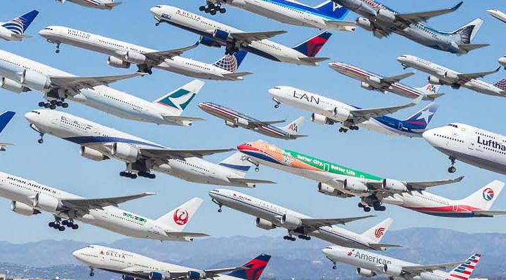 Фотографии самолетов за 8 часов