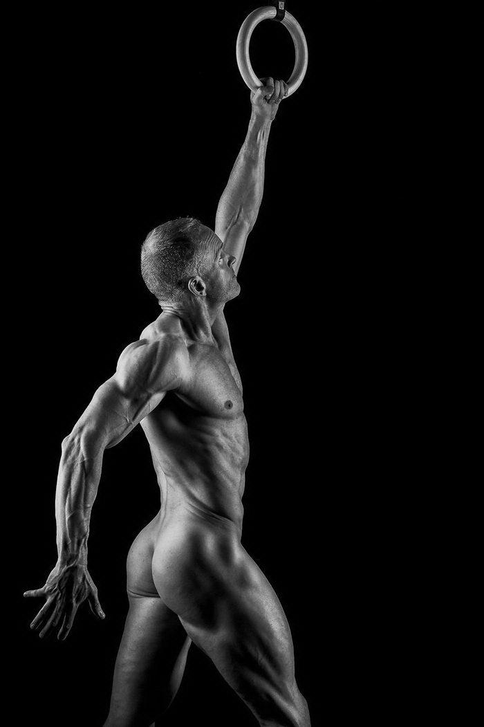 Обнаженные атлеты в фотографиях Mark Ruddick
