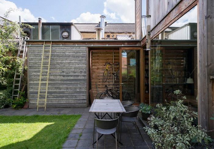 Просторный дом в Лондоне