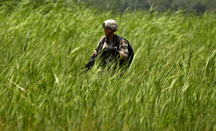 Афганистан – май 2010