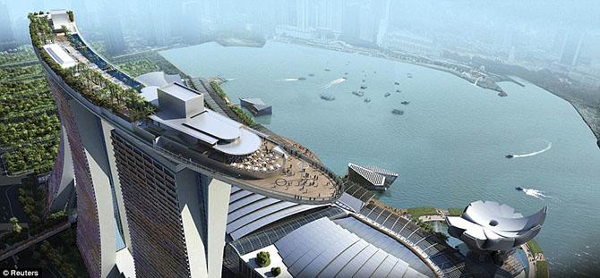 Архитектура воды