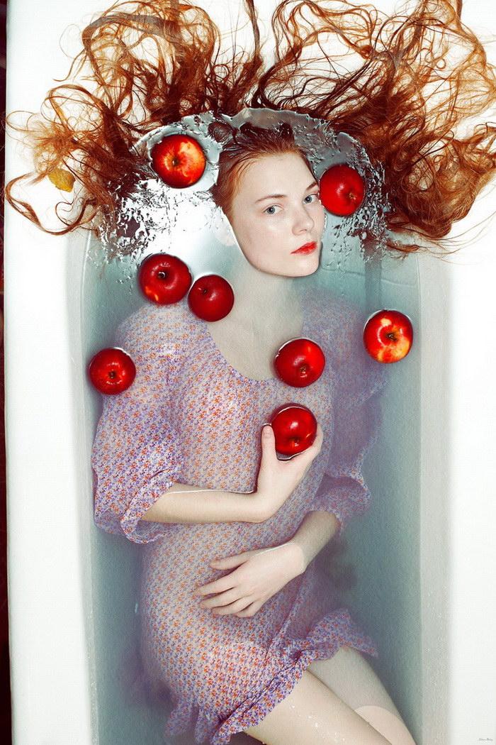 Роскошные женщины в фотографиях Андрея Жарова