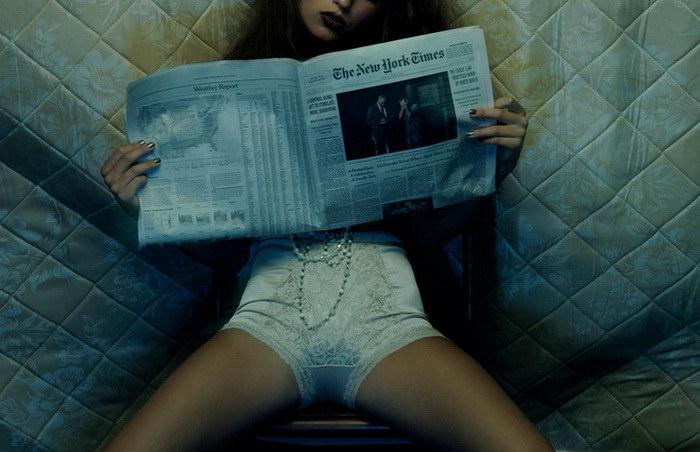 Эротические фотографии Remi Rebillard