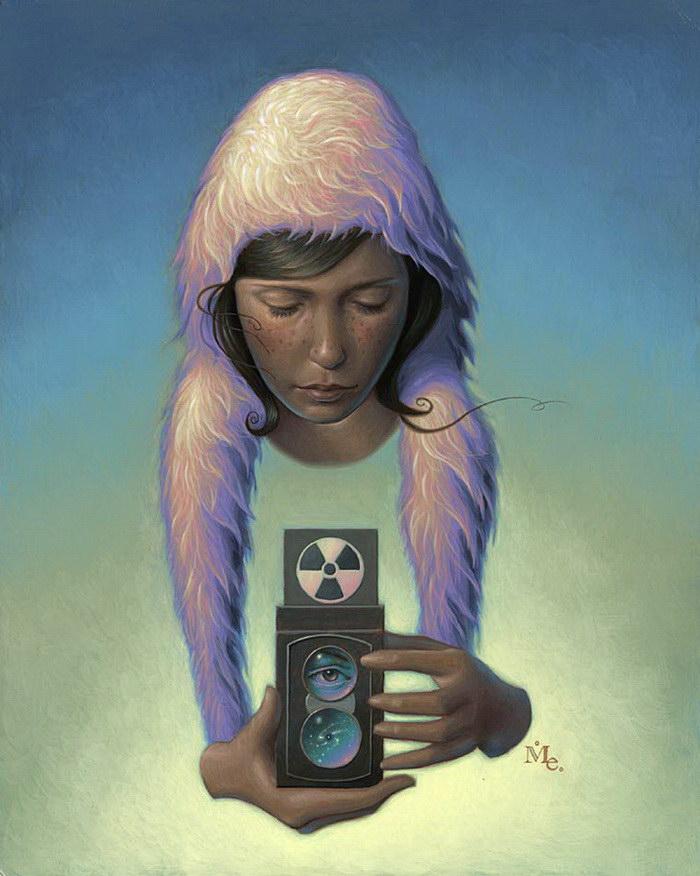Фантазии девочек в проекте Mark Elliott