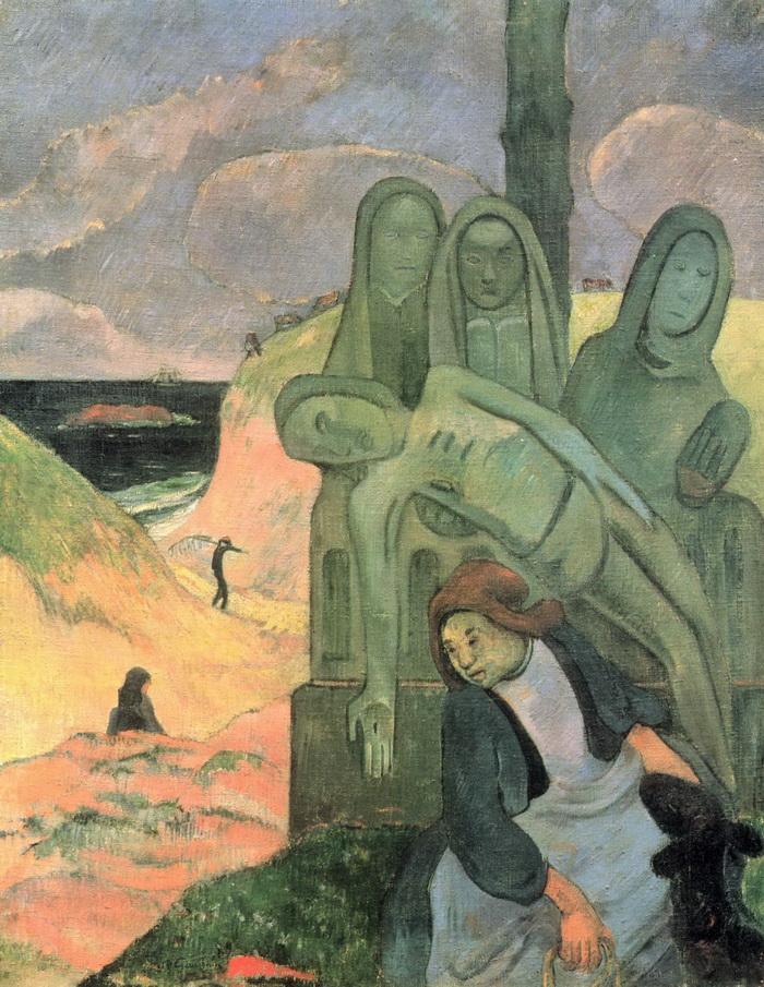 Поль Гоген: картины и биография французского живописца