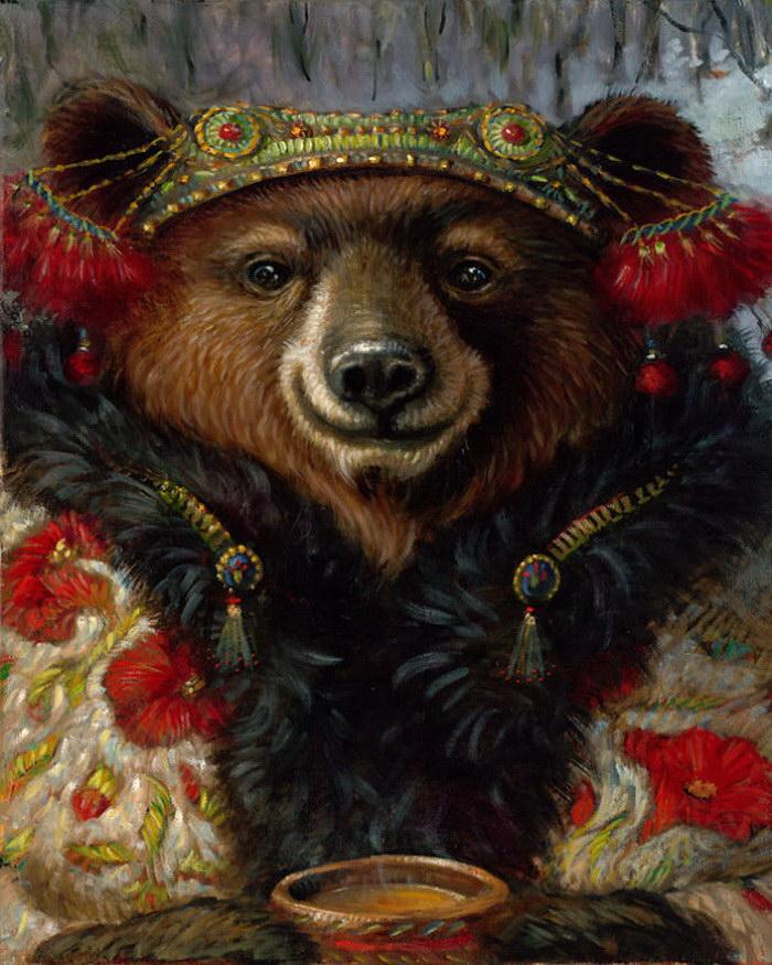 Портреты животных Jayne Siroshton