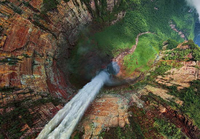 Фотографии AirPano, на которых мир показан с высоты птичьего полета