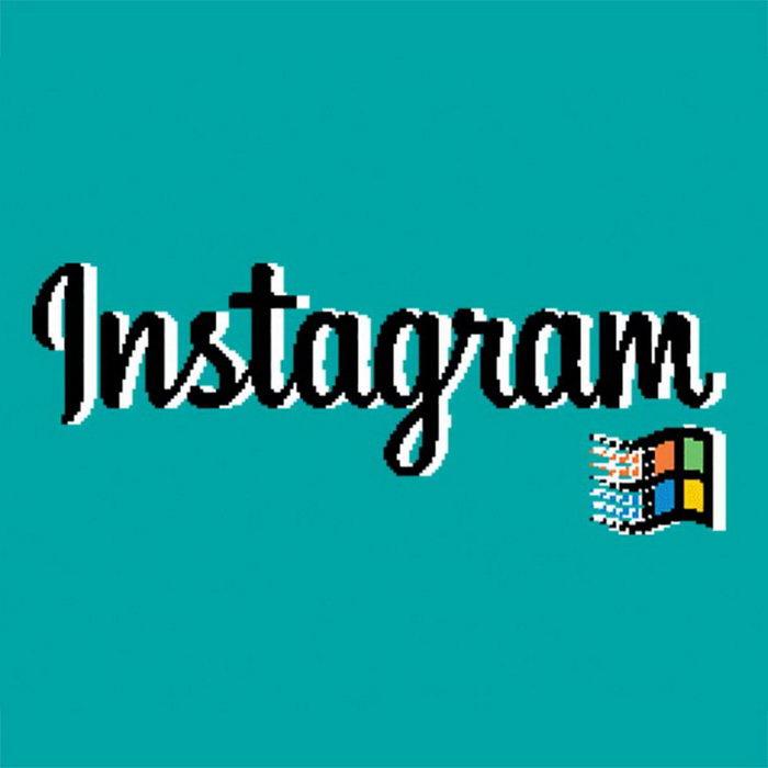 Instagram для Windows 95: проект Petrick