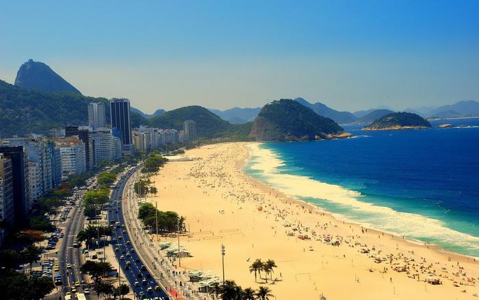 Рио-де-Жанейро — город мечты