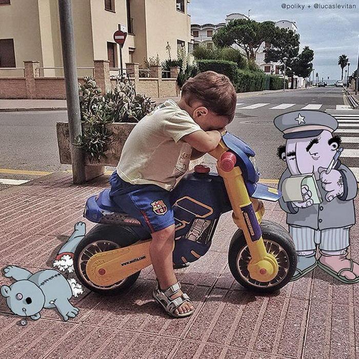 Фото-захват: смешные картинки Lucas Levitan
