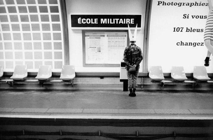 Иллюстрированное парижское метро
