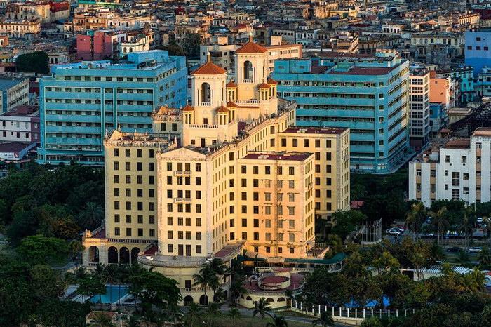 Первая аэрофотосъемка Кубы: фото Marius Jovaiša