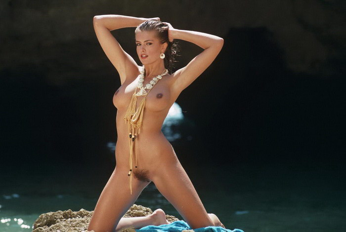 Эротическая модель Kirsten Imrie