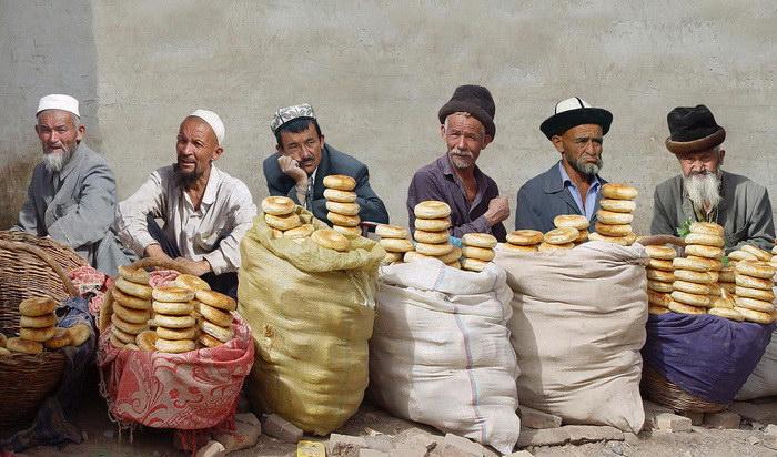 Торговцы разных стран: фотографии Michael Sheridan
