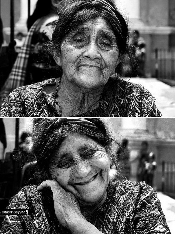 «Ты такой красивый!»: фотопроект Rotasiz Seyyah