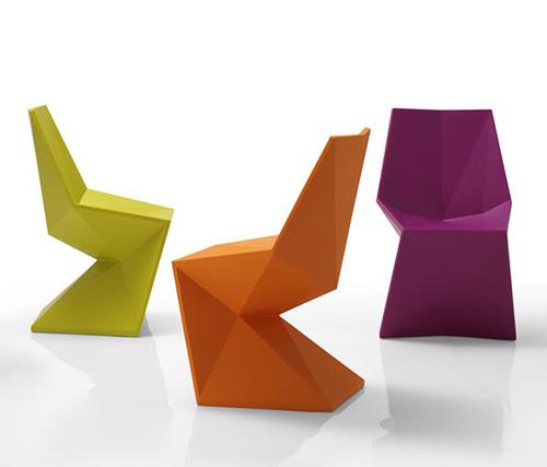 Новая серия мебели от Vondom