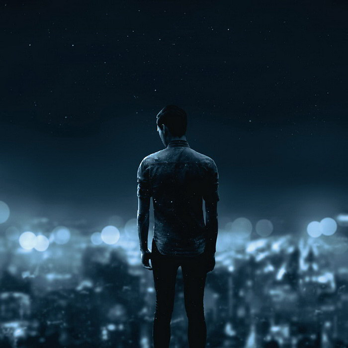 Одиночество души в фотографиях Martin Stranka
