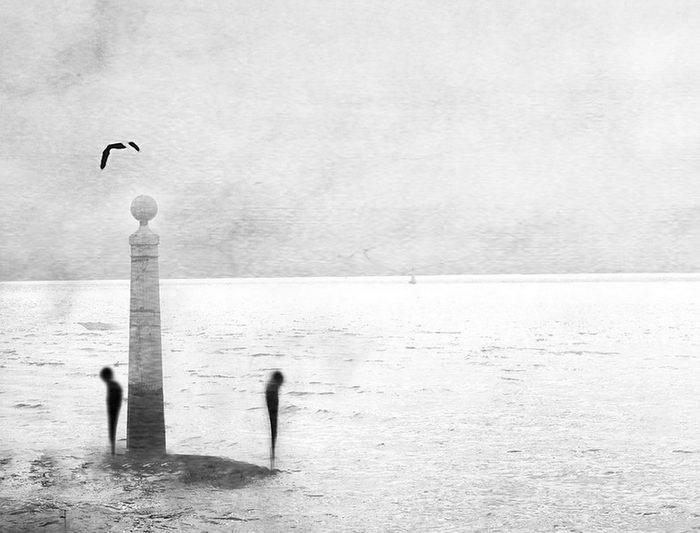 Необычные фотографии Maria Tudela Bermudez