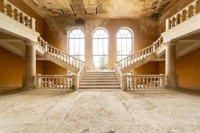 Красота заброшенных санаториев Jahz Design