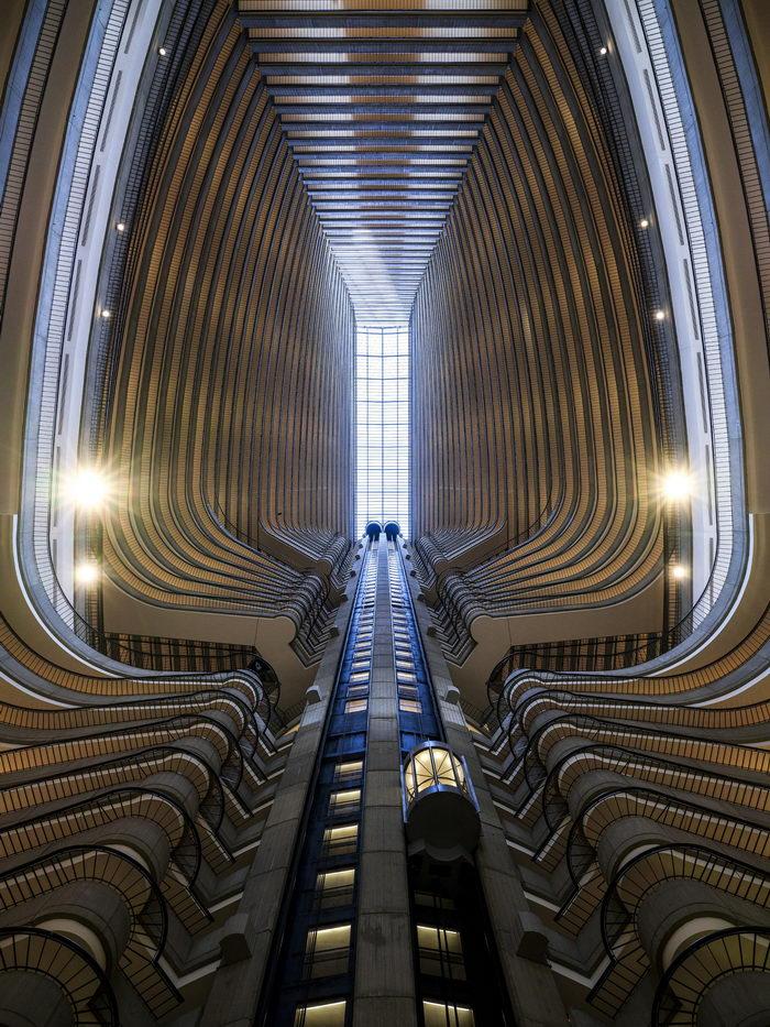 Яркие снимки городов Gareth Pon