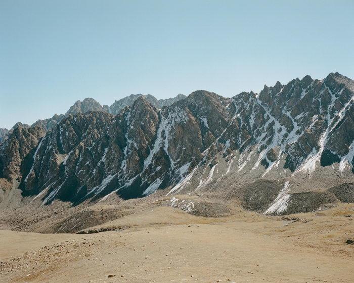 Киргизия на снимках Matthieu Litt