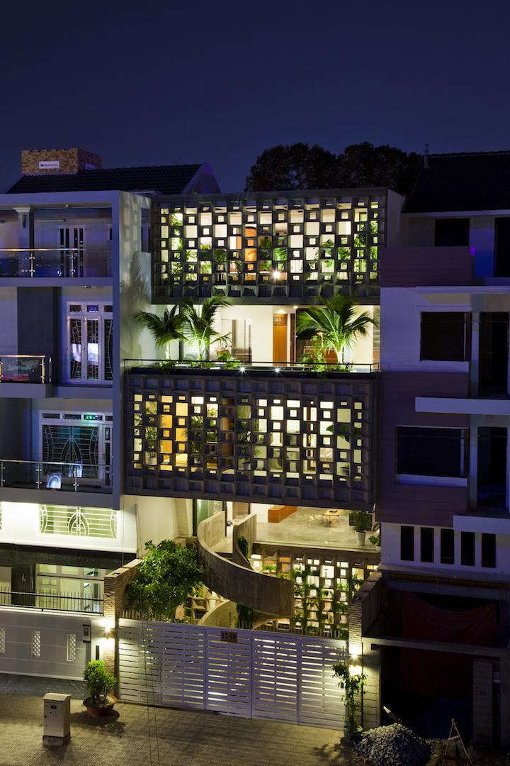 Дом Binh Thanh House в Хошимине