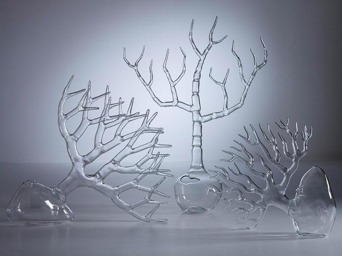 Невероятные вазы Simone Crestani