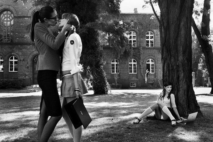Эффектная эротика в работах Szymon Brodziak