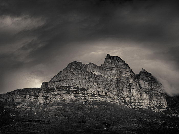 Черно-белые фотографии Antti Viitala