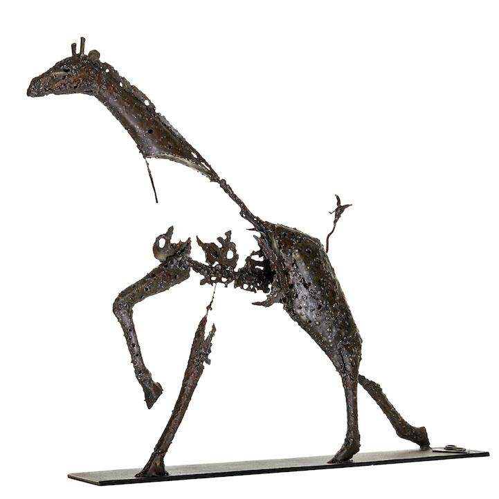Скульптуры животных