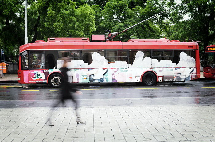 Современный Белград в фотографиях Ozan Do?an