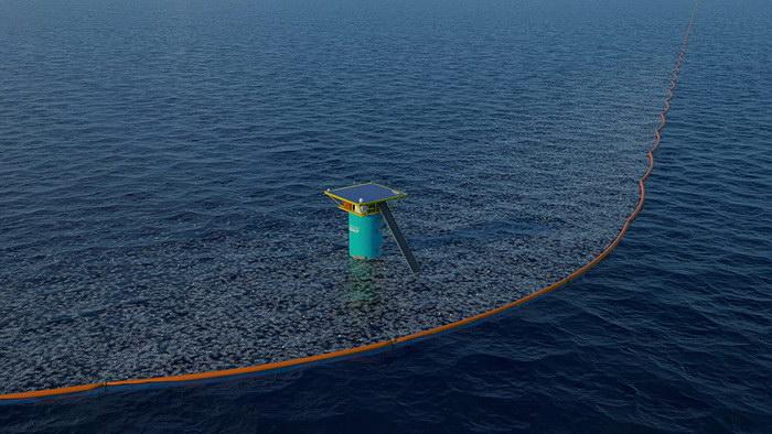 20-летний студент придумал, как избавиться от мусора в океане