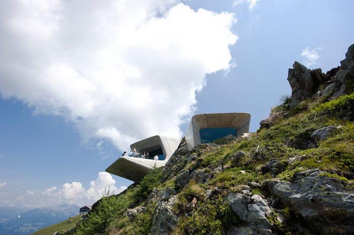 Горный музей Райнхольда Месснера