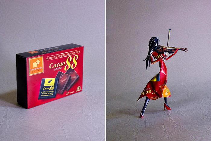 Из коробки в скульптуру: преображения Harukiru