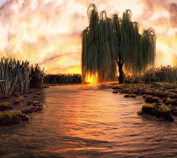 Необычные пейзажи Matthew Albanese