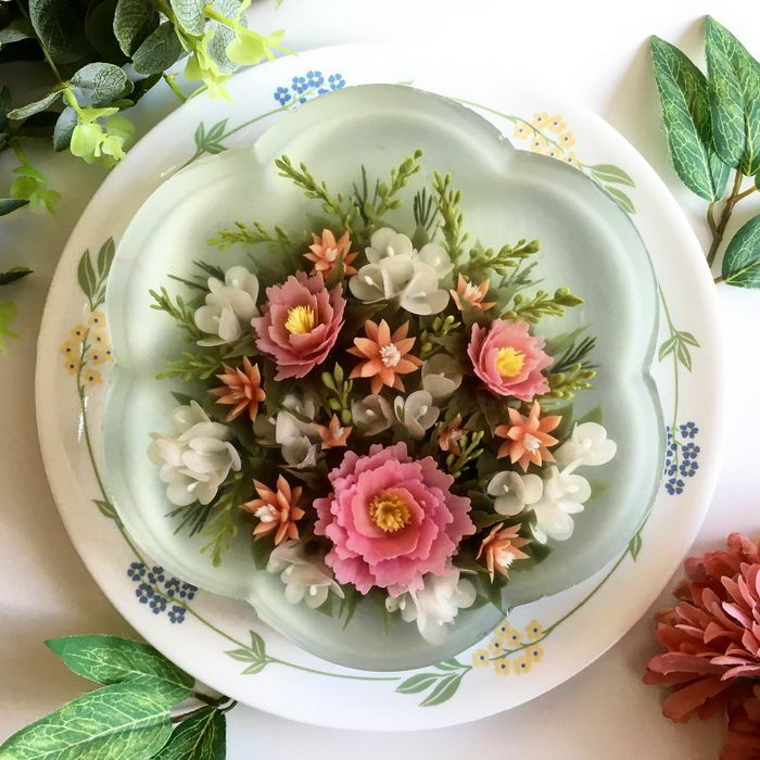 Искусство тортов Siew Boon