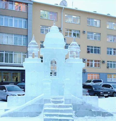 Ледяная сказка