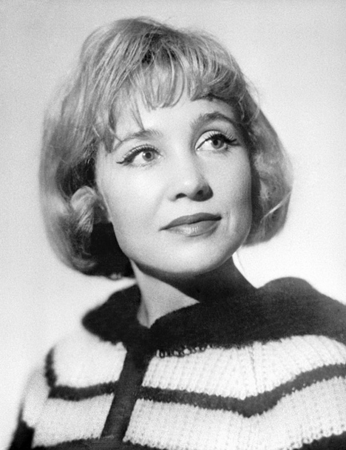 Самые красивые советские актрисы