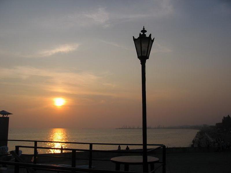 Красота восходов и закатов