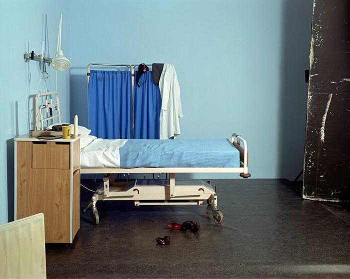 Опустевшие комнаты, где снимали порно: проект Jo Broughton