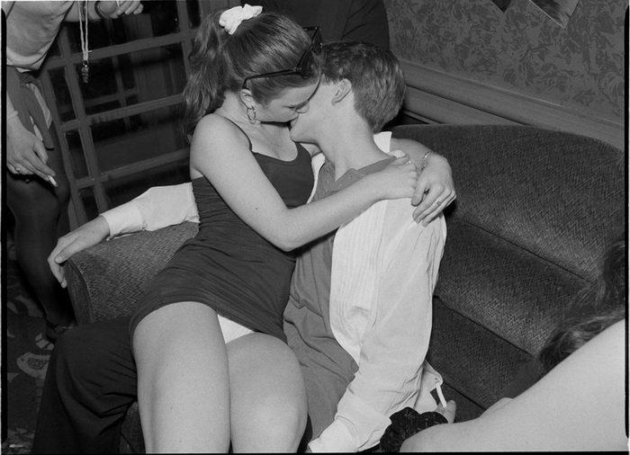 Школьный выпускной в США: любовь и гормоны в снимках Bob Clark