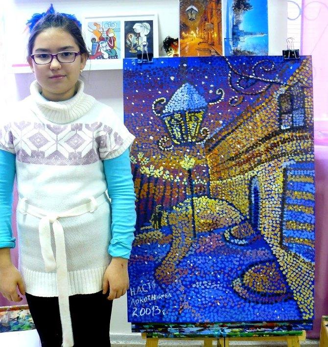 Что рисуют дети для поступления в художественную школу