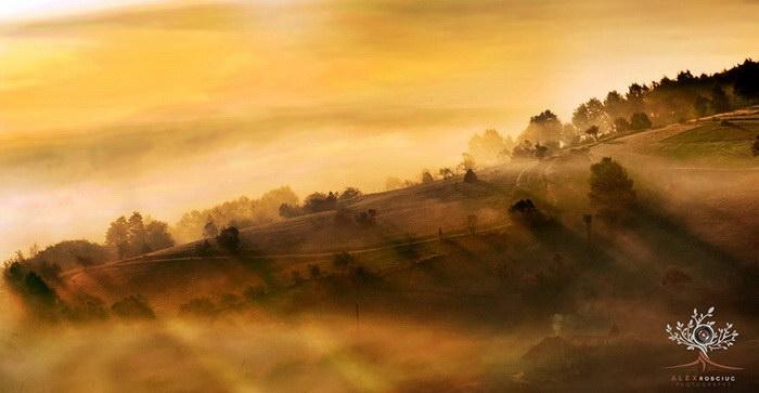 Пейзажи Трансильвании в фотографиях Alex Robciuc