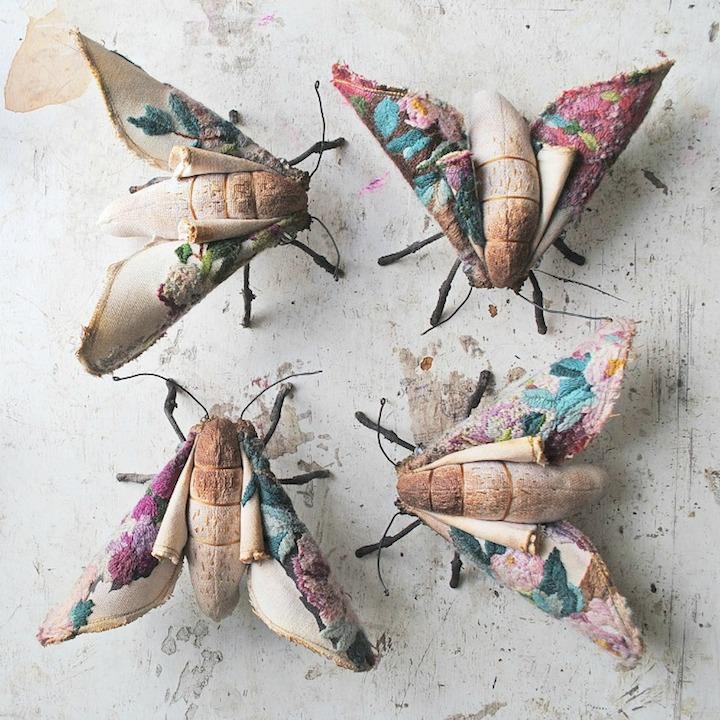 Текстильные фигурки Mr. Finch