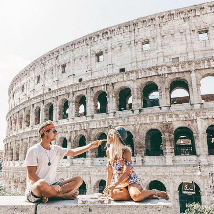 Яркие путешествия в Инстаграм Jack Morris и Lauren Bullen
