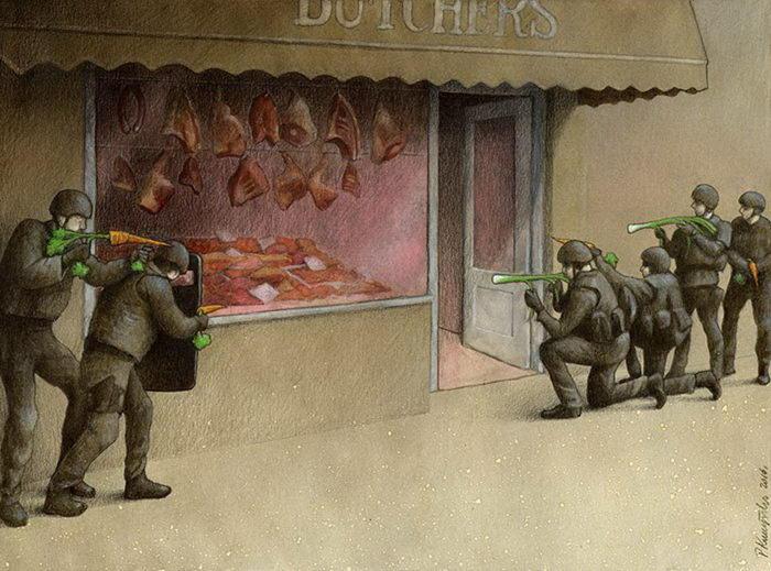 Стеб над современным миром Pawel Kuczynski