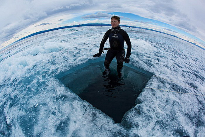 Подводные фотографии Андрея Нарчука