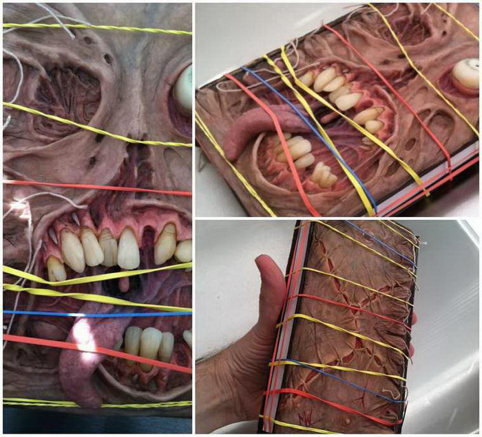 Ужасные чехлы для смартфонов Morgan Loebel