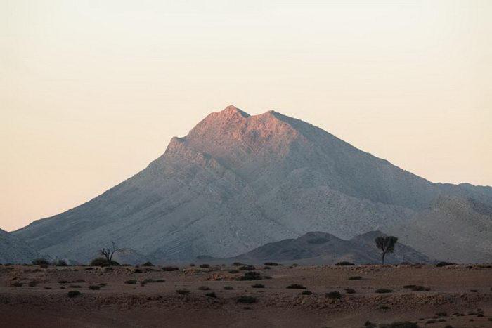 Дороги Намибии: фотографии Brice Portolano