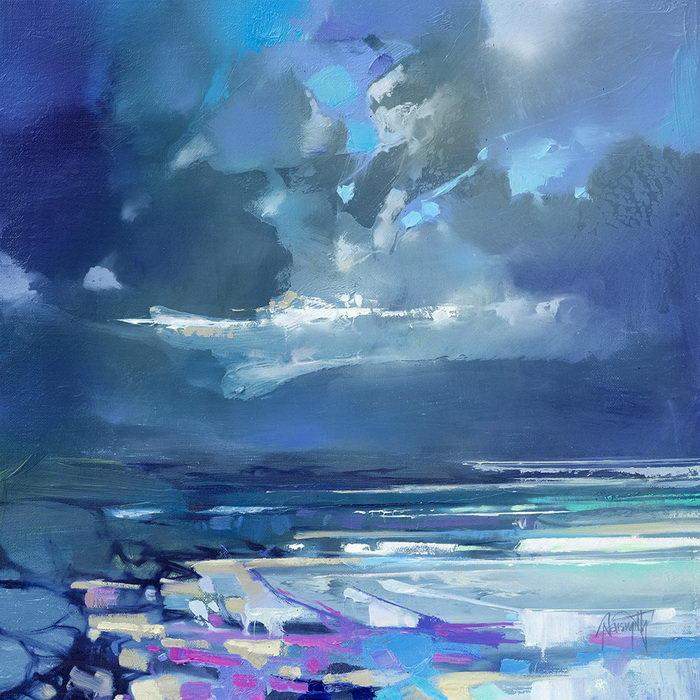 Абстрактные картины маслом Scott Naismith